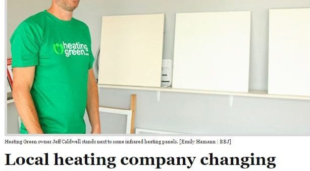 Heating Green in the News