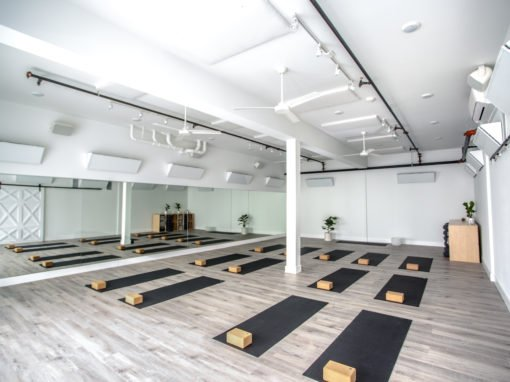 Yoga Studio Heating